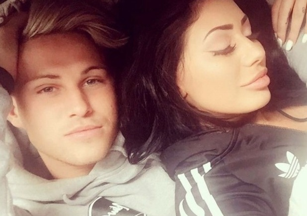 Chloe Ferry and Marty McKenna, Instagram May 2016