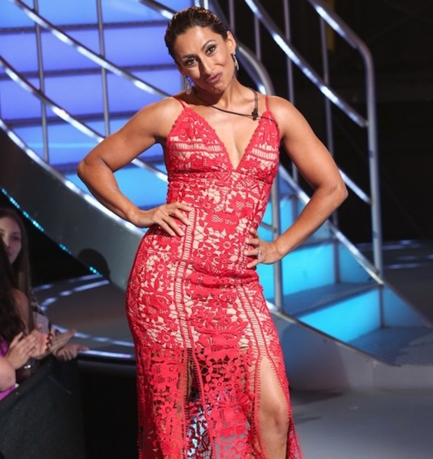 Saira Khan is evicted from CBB - 9 August 2016