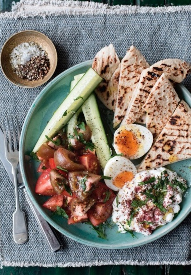 Gizzi Erskine recipe for this healthy Lebanese-style ...
