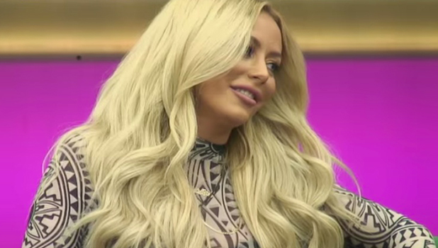 Aubrey is off to CBB jail after rule break 11 August 2016
