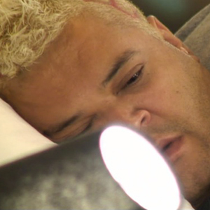 CBB Episode 11: Heavy D wants to sleep but Bear's making noise 10 August 2016