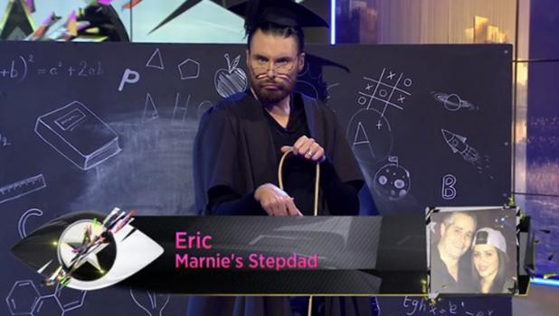 CBB: Marnie Simpson's stepdad Eric calls into BBBOTS 11 August 2016