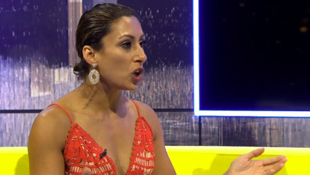 CBB: Saira on BOTS after her eviction 9 August 2016