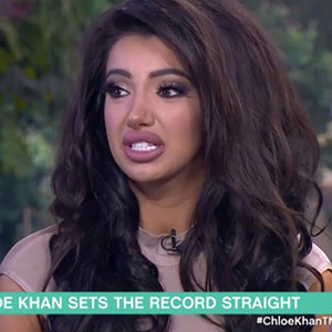 Chloe Khan talks about Bear on This Morning 15 August 2016