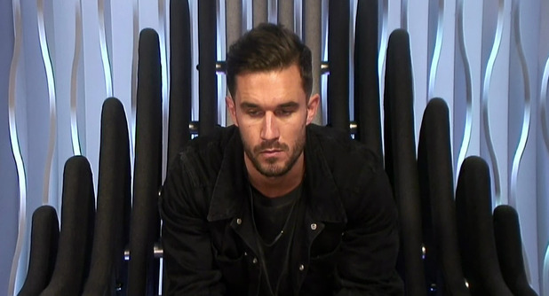 Big Brother: Alex Cannon in the Diary Room 14 July