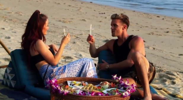 EOTB 5, Series 1: Gaz and Jess 16 August 2016