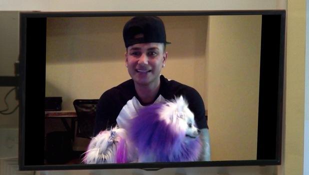 CBB: Pauly D send video message to girlfriend Aubrey O'Day 17 August