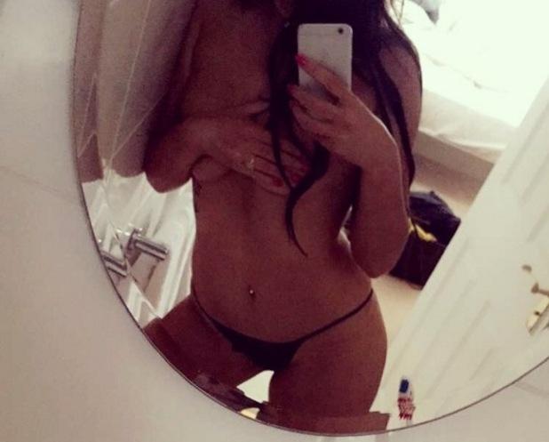 Chloe Ferry shares nude selfie on Instagram 18 August