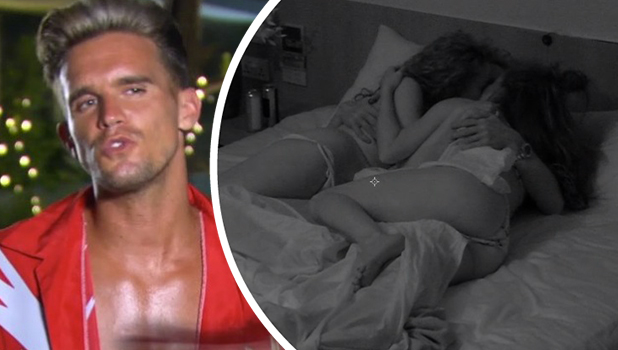 Ex On The Beach: Gaz Beadle, Charlotte Dawson, Olivia Walsh head to the penthouse 18 August