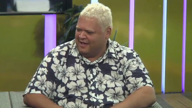 CBB: Lewis and Heavy D get into a row 15 August 2016