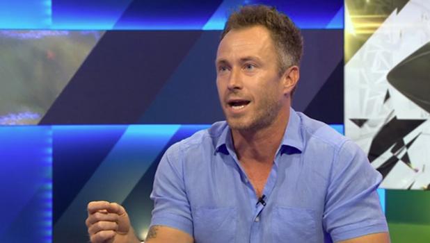 CBB: James Jordan appears on Bit On The Side 17 August 2016
