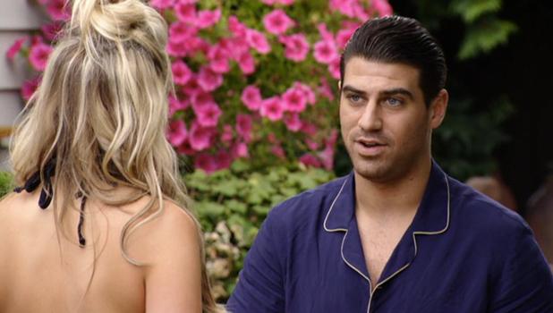 TOWIE: Jon talks to Kate 12 August 2016