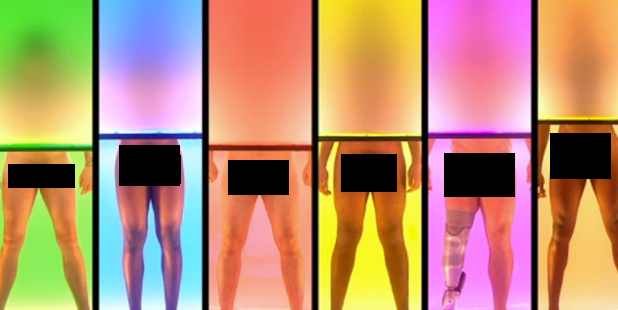 Naked Attraction on Channel 4