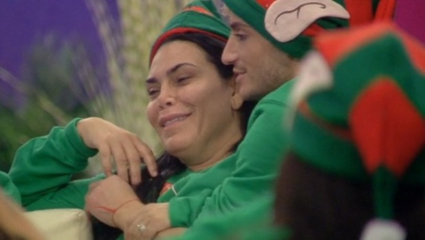 CBB: Renee Graziano falls out with Frankie Grande over Bear 21 August