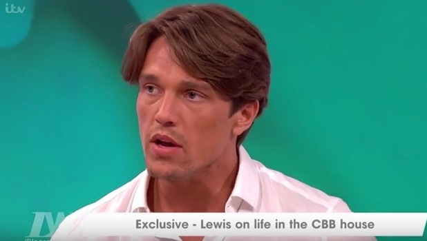 Lewis Bloor discusses Marnie Simpson romance on Loose Women, ITV 22 August