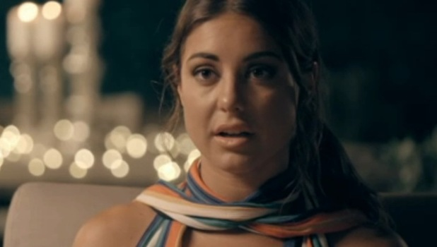 MIC: Louise Thompson ends things for good with Alik Alfus 23 August