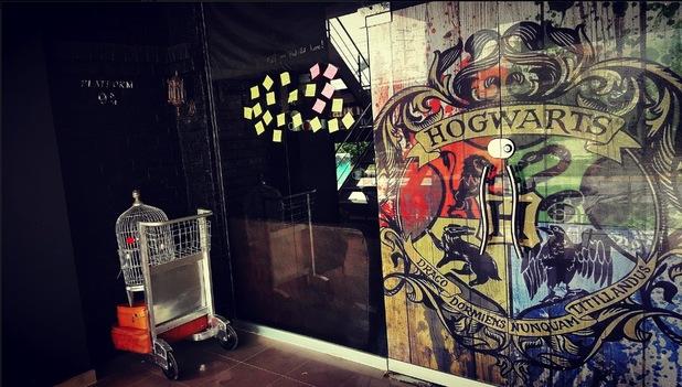 Hogwarts Cafe in Pakistan