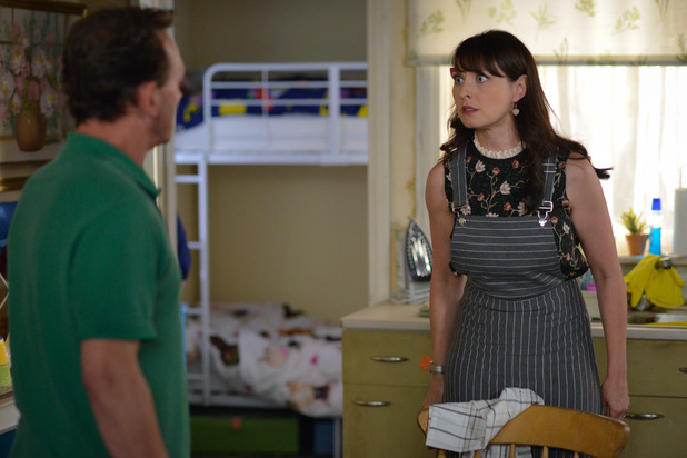 EastEnders, Honey confronts Billy, Tue 23 Aug