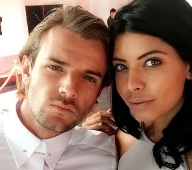 Nathan Massey and Cara de la Hoyde selfie, Instagram July 2016