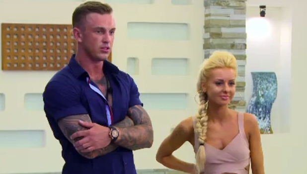 EOTB Series 5, Episode 3 Bear's ex Holly arrives and Jem starts a row after she goes on a date with Hawley 30 Aug 2016