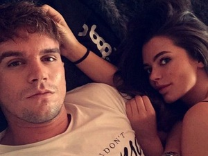 Emma McVey shares selfie with Geordie Shore's Gaz Beadle: has she confirmed their romance?