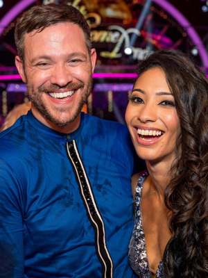 Strictly Come Dancing 2016: Will Young and Karen Clifton Launch show 2016