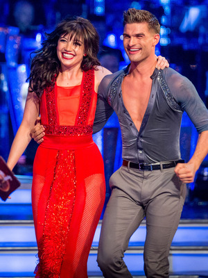 Strictly Come Dancing 2016: Daisy Lowe and Aljaž Škorjanec Launch show 2016