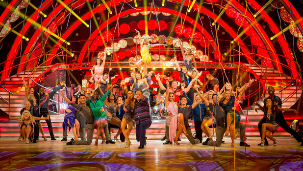 Strictly Come Dancing 2016: The couples Launch show 2016