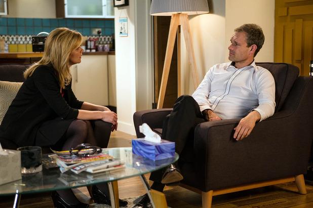 Corrie, Leanne tells Nick the baby daddy, Fri 2 Sep