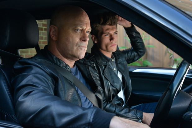 EastEnders, Mark and Grant, Tue 6 Sep