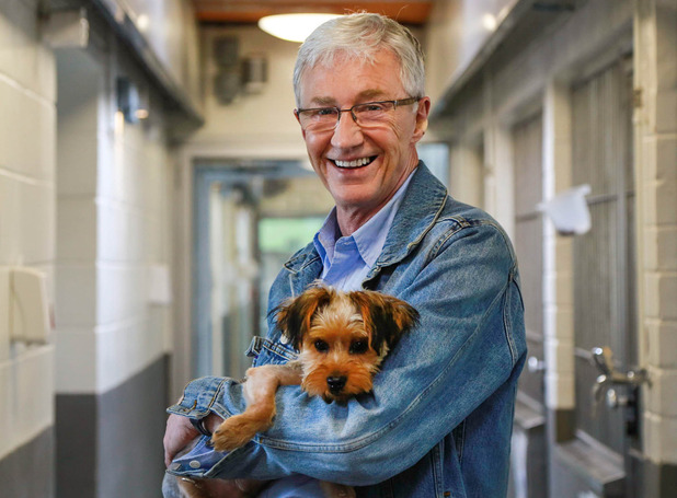 Paul O'Grady: For The Love Of Dogs, ITV, Thu 1 Sep