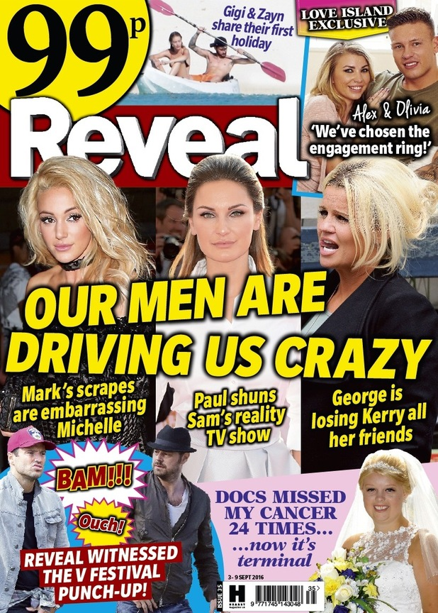 Reveal Cover, Issue 35 3-9 Sep