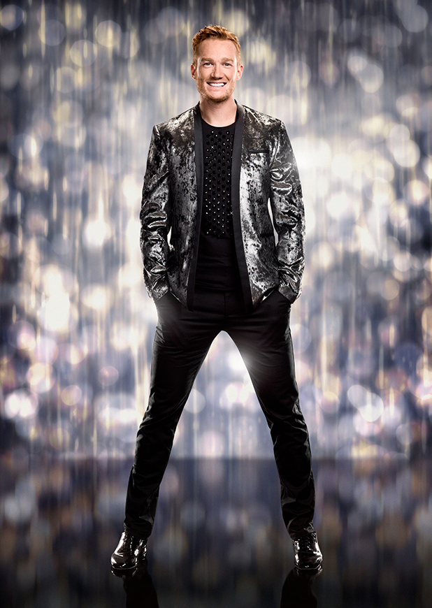 Strictly Come Dancing 2016 cast picture: Greg Rutherford