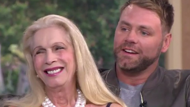 Brian McFadden surprises Lady C on This Morning 2 September 2016