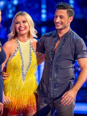 Strictly Come Dancing 2016: Laura Whitmore and Giovanni Pernice Launch show 2016
