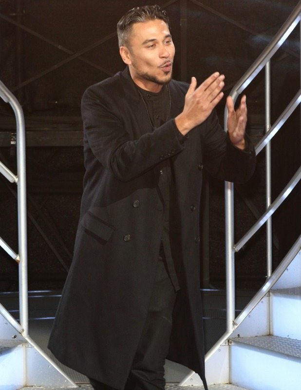 Ricky Norwood at CBB Final London 26 August 2016