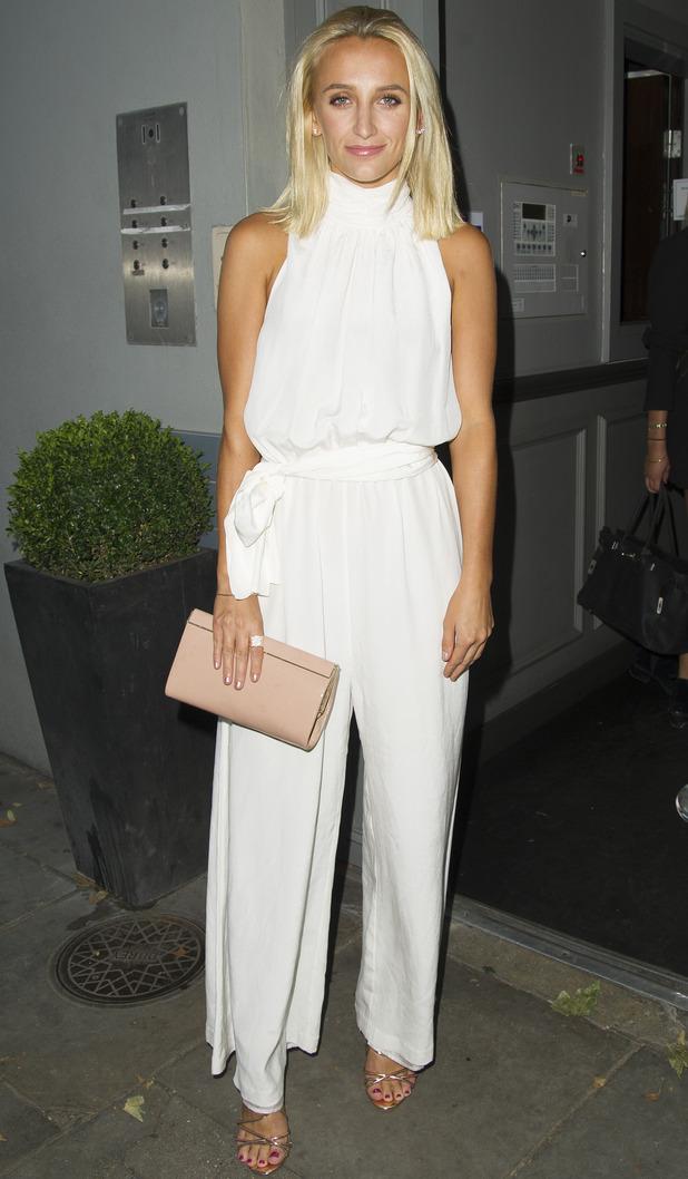 Tiffany Watson attends charity dinner