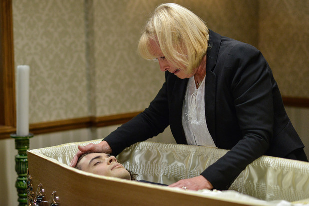 Eastenders, Pam and Paul's body, Thu 8 Sep