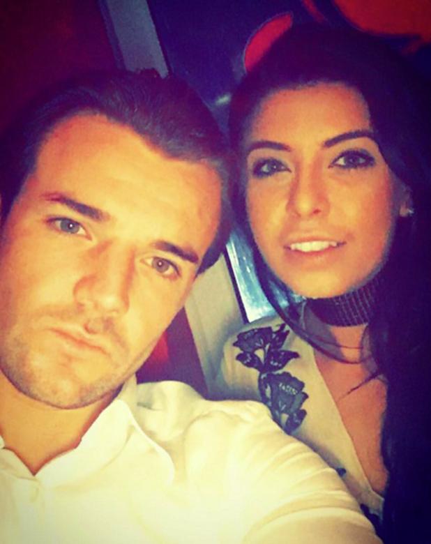 Cara de la Hoyde and Nathan Massey out clubbing 5 Sept 2016