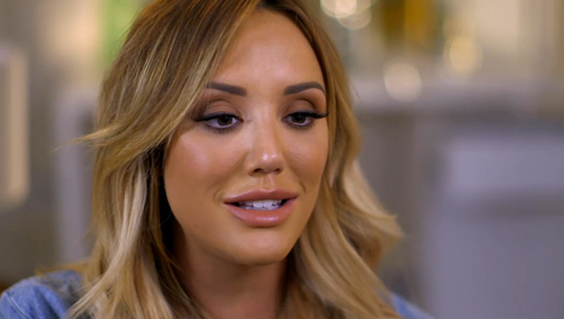 Charlotte Crosby brings gravy on date Celebs Go Dating 8 Sept 2016