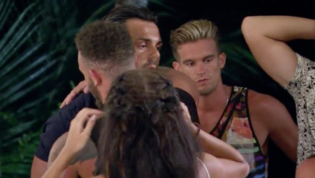 Ex On The Beach Series 5, Episode 4 Liam is sent home 6 Sept 2016
