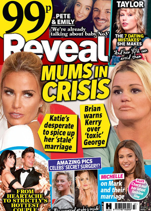 Reveal magazine cover, issue 37