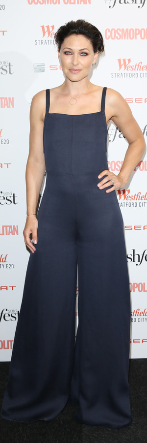 Emma Willis attends Cosmopolitan Awards 15.9.16