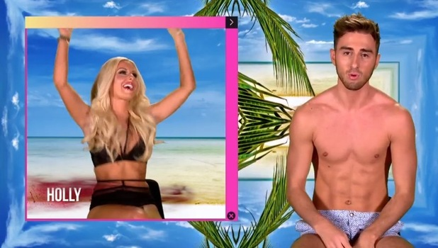 Ex On The Beach: Conor Scurlock, Holly Rickwood 13 September
