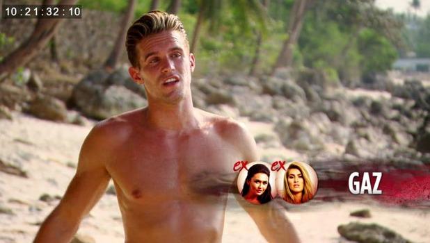 Ex On The Beach: Lillie Lexie Gregg and Gaz Beadle discuss split 13 September