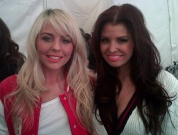 Jessica Wright and Lydia Bright in throwback - 14 Sep 2016