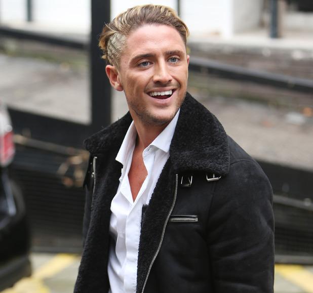 Stephen Bear, ITV Studios London 5 September