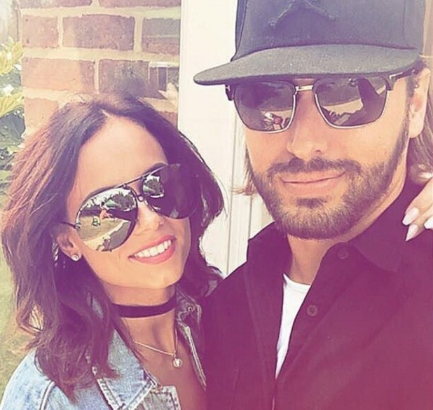 Mario Falcone and girlfriend Becky Miesner