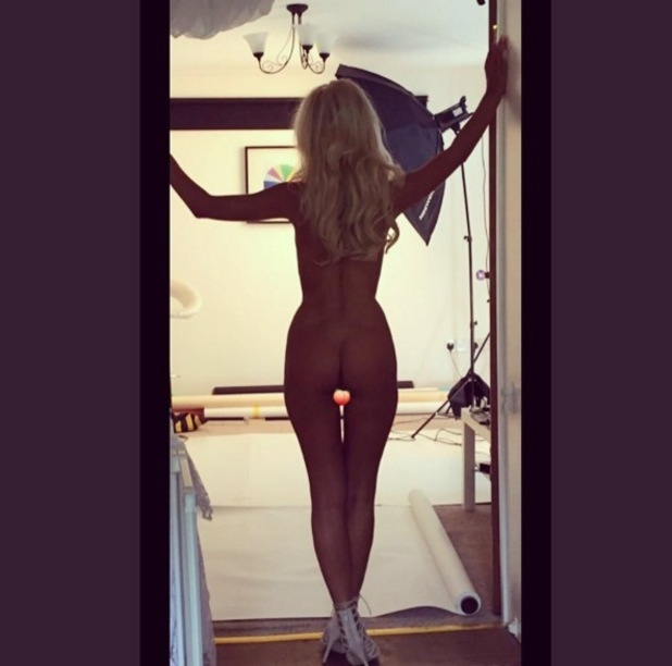 Ex On The Beach: Holly Rickwood poses naked on Instagram 14 September