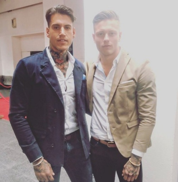 Love Island: Terry Walsh and Alex Bowen, Instagram 13 September